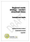 Draft Regional Waste Strategy